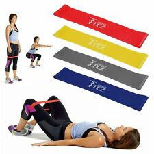 Resistance Band Loop Power Gym Sport Fitness Exercise Yoga WORKOUT