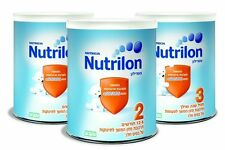 2 x 800ml Nutrilon Nutricia stage 1 2 3  Baby Powder Milk Baby Formula