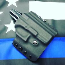 Glock, Springfield, & Smith & Wesson Custom Tactical OWB Kydex  Holster