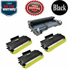 TN580 Toner+ DR520 Drum Set For Brother HL-5240 5250DN MFC-8460N 8660DN DCP-8060