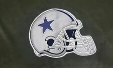 """Dallas Cowboys Helmet XL High Quality Embroidered Patch 10.8""""x8.2"""""""