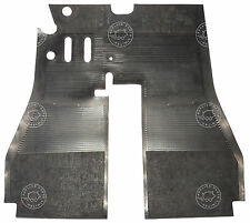 Porsche 356 A (55-59) Front Rubber Floor Mat. Replaces 644.551.101.00