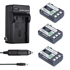 NB-2LH NB-2L Battery / Charger for Canon Rebel XT XTi PowerShot HG10 G7 G9 S50