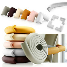 2M Kids Softy Safety Table Edge Cushion Strip Guard Protector Corner Softener