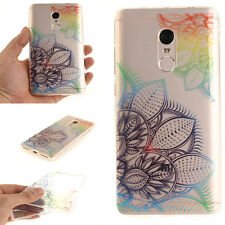 Fantasy Flowers  Rubber Soft TPU Silicone Phone Case Cover For Various Phones