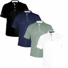 Stromberg Golf 2017 Cool Dry Tech Performance Mens Fitted Golf Polo Shirt