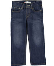 Levi's Little Boys' Toddler 514 Straight Jeans (Sizes 2T - 4T)