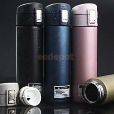 Fashion Stainless Steel Insulated Vacuum Bottle Cup Coffee Travel Mug 500ML