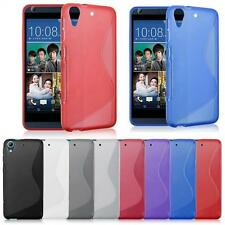 Gel TPU Rubber Back Skin Phone Cover Case for Htc Desire 626 626s
