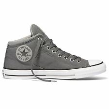 Converse CTAS High Stree Grey Womens Hi Top Trainers