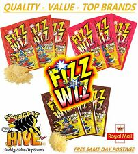 FIZZ WIZ POPPING CANDY CLASSIC RETRO KIDS PARTY SWEETS Cheapest On eBay 4 - 50