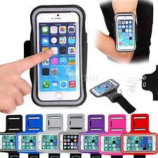 Gym Running Jogging Sports Armband Exercise Cover Case Arm Band For Cell Phones