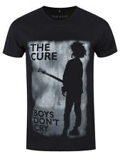 The Cure Boys Don't Cry Men's Black T-shirt