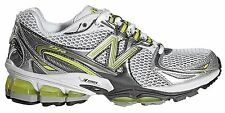 New Balance MR1226SG Mens Runner (2E) (Silver/Lime) RRP $249.95 | SAVE AUD $70!