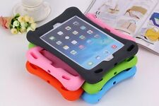 Colors Shock Proof Silicone Cover Case for Apple iPad Air 1st Gen / iPad 6 Air 2