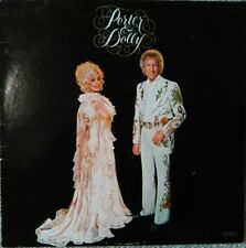 Porter Wagoner And Dolly Parton-Porter & Dolly LP-RCA, PL 13700, 1980, 10 Track