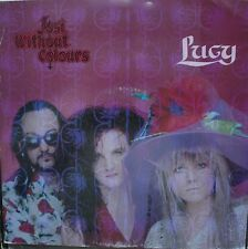 """Josi Without Colours-Lucy 12""""-BMG, ZT 44744, 1991, Picture Sleeve 3 Track"""
