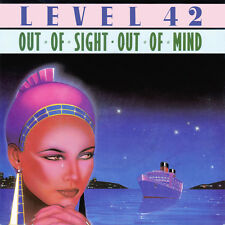 """Level 42-Out Of Sight - Out Of Mind 7"""" 45-Polydor, POSP 570, 1983, Picture Sleev"""