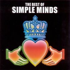 Simple Minds-The Best Of Simple Minds 2CD-Virgin, CDVD 2953, 2001, DBL 32 Track