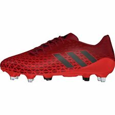 Crazyquick Malice SG Rugby Boots - Red