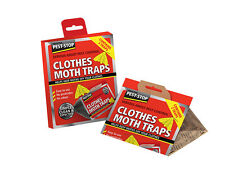 Pest-Stop Systems PRCPSCMT Clothes Moth Trap (Pack of 2)