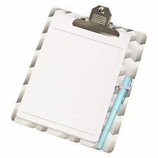 Magnetic Clipboard To Do List Shopping Pad Kitchen Fridge Magnet Memo Note Pen