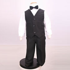 Kid's suit 3-tlg. 2.WAHL Communion Festive Christening Bow tie Baby Combination