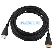 Lot 1.5FT 3FT 6FT 10FT 16FT 25FT 30FT 45FT HDMI male V1.4 AV Cable for tv box JE