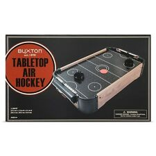 Buxton Tabletop Air Hockey NIB Game NEW OPEN BOX No assembly required