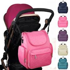 New Fashion Multifunctional Baby Mummy Diaper Backpack Women Nappy Shoulder Bags