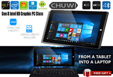 10.1 Chuwi Hi10 Ultrabook Tablet PC 4G Intel QuadCore Windows, Android +Keyboard