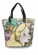 Loungefly Disney Alice in Wonderland Canvas Tote