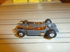 Ho Slot Car Aurora Model Motoring Tjet Auto World Thunderjet 500 Chassis Runs#55