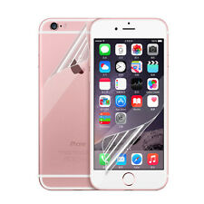 6pcs Front Ultra Clear Screen Protector Cover Film For iPhone 7 6 6s Plus 5S 4S
