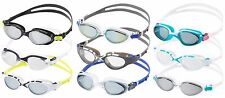 NEW - Speedo Adult Goggle 3-pack (ages 6-14) UV & Anti-Fog Protect, Latex Free