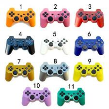 Wireless Bluetooth 2.4GHz Game Controller PS3 Dual Vibration Joystick Gamepad