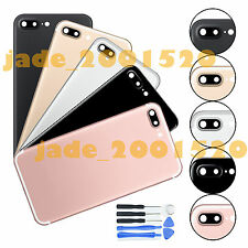 "New Replacement For iPhone 7 5.5"" Back Rear Housing Battery Door Repair Parts"