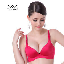 Women Bra Seamless Lingerie Padded Push Up Brassiere WireFree Underwear Bralette