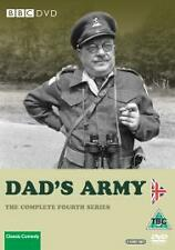 DADS ARMY Series SEASON FOUR 4 Complete BBC DVD 2005 Disc Boxset New Sealed