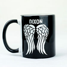 Walking Dead Mug Daryl Dixon Wings Personalized Coffee Tea Cup with your name