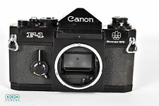 "Canon F1 ""Montreal '76 Olympics"" 35mm Camera Body"