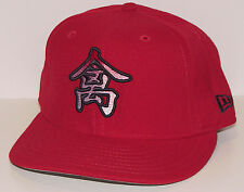 Vintage 90's MLB CARDINALS Chinese SCRIPT 59/50 New Era Fitted HAT NEW Old Stock