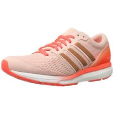 Adidas Women Performance Adizero Boston 6 W Running Shoes Vapor Pink