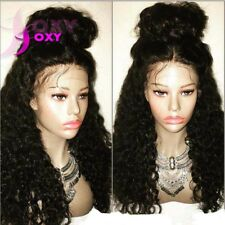 Virgin Peruvian Hair Wig Curly Lace Front Wig/Full Lace Wig With Baby Hair