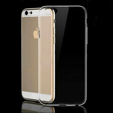Ultra Thin iPhone 6 & 6 Plus Case for Crystal Clear Hard iPhone 5S 5 4S 4 Cover