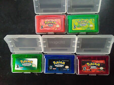 Pokemon Pocket Monster Gameboy Game Card for NDS/GBA/NDSL/GBM/GBA SP US Version