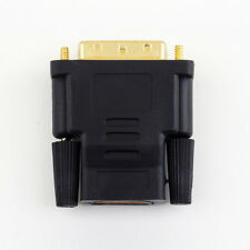 DVI Male to HDMI Female adapter Gold-Plated MF Converter For HDTV LCD Pro HBE