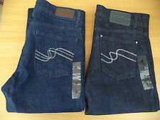 LADIES FABULOUS SIZE 8 DESIGNER JASPER CONRAN LONG LENGTH JEANS - 2 STYLES - NEW