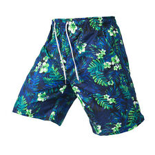 Men's Sport Beach Casual Cargo Shorts Running Trousers Trunks Pant Flax Baggy