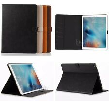 Folio Wallet Leather Flip Skin Stand Smart Case Cover For Apple iPad Pro